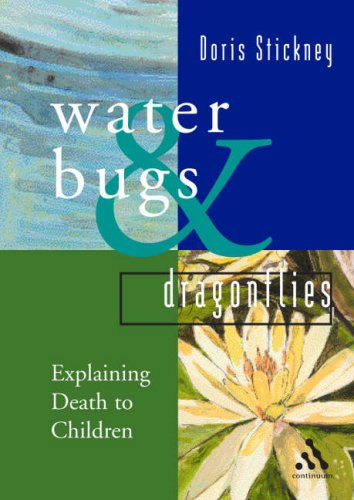 download water bugs and dragonflies explaining death to