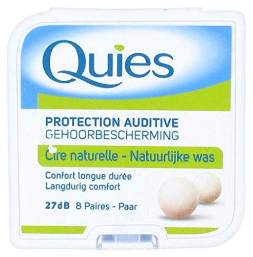 Boules Quies Ear Plugs 3-Pack
