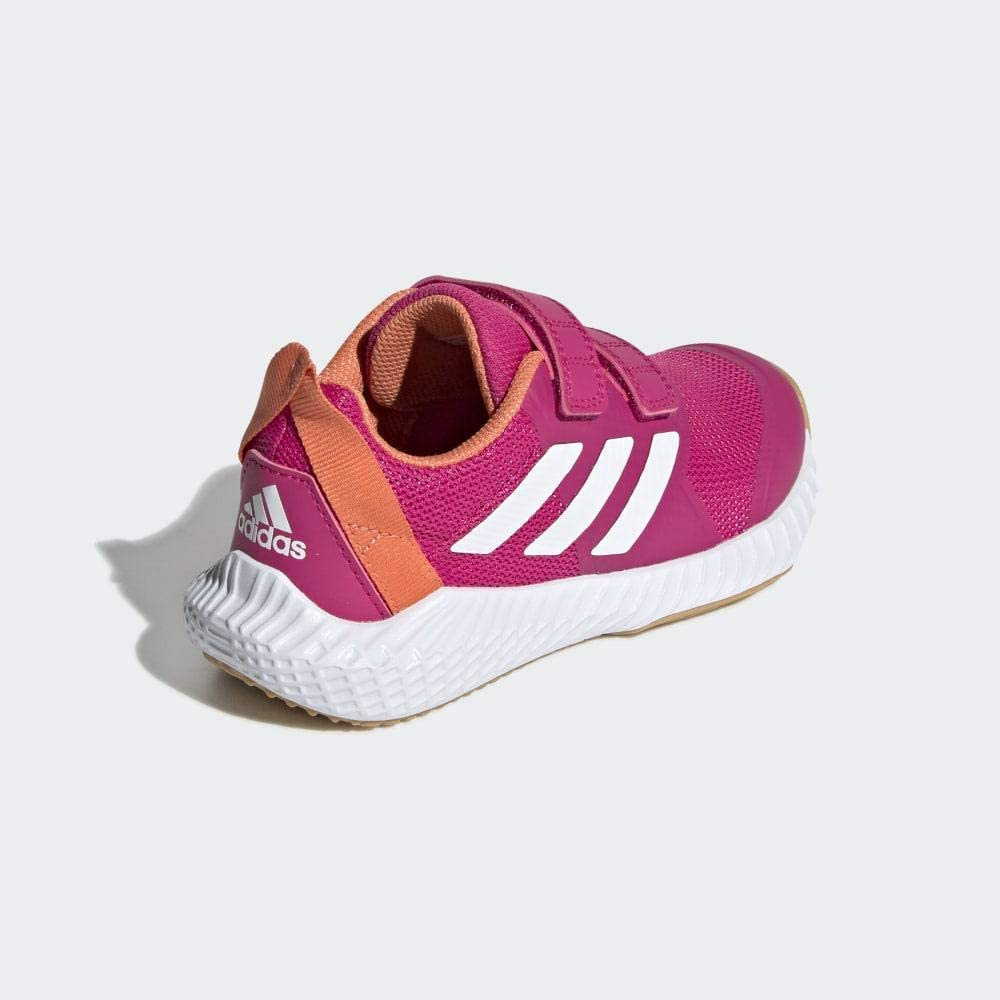 adidas Fortagym CF K, Chaussures de Trail Mixte Enfant Multicolore (Magrea/Ftw Bla/Semcor 000)