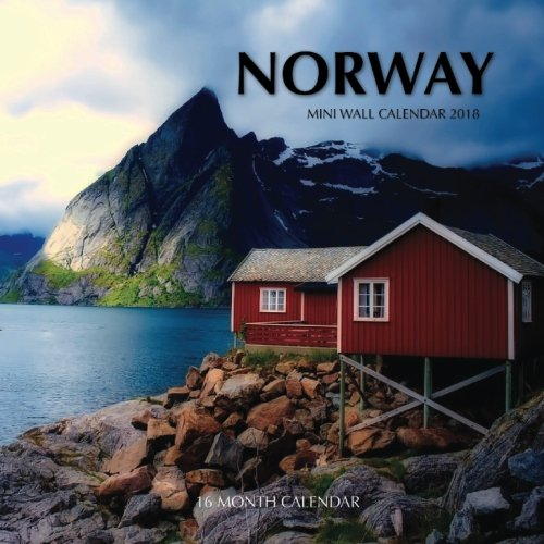 Read Online Norway Mini Wall Calendar 2018: 16 Month Calendar pdf