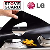 LG Stove Protectors - Stove Top Protector for LG