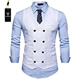 Cyparissus Mens Vest Waistcoat Men's Suit Dress