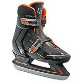 Roller Derby Boy's Lake Placid Nitro Adjustable Figure Ice Skate