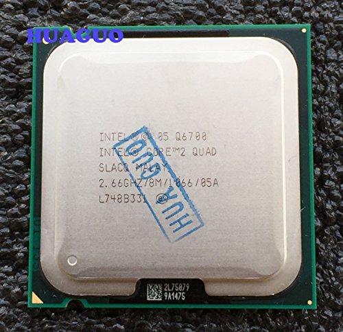 Intel Core 2 Quad Q6700 2.66 GHz Quad-Core CPU Processor SLA