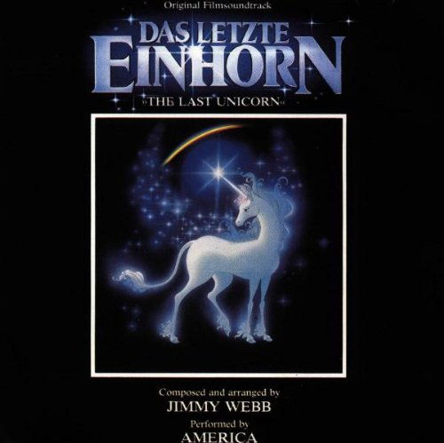 Das Letzte Einhorn (The Last Unicorn) by EMI Import