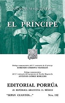 El Príncipe de [Maquiavelo, Nicolás]