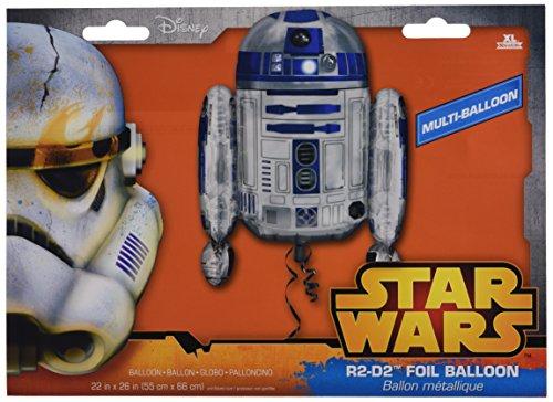 Star Wars R2d2 XL Multi-Balloon -