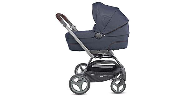 Inglesina - Carrito para bebé con triple función Quad, Oxford, azul: Amazon.es: Bebé