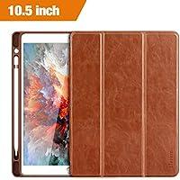 Benuo iPad Pro 10.5 inch Folio Flip Leather Case (Benuo)