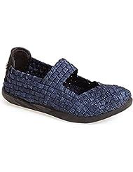 Bernie Mev Womens Cuddly Mary Jane Shoe