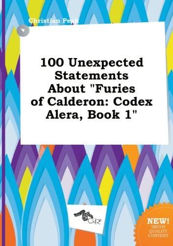 codex alera book 1 - 8