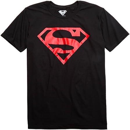DC Comics Kids-Batman Logo T-Shirt-Noir-Officiel