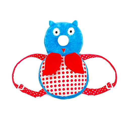 Baby Head Protector Toddlers Head Safety Pad Cushion with Flexible Strap Back Protection Prevent Toddlers Injured Suitable Age 4-24 Months