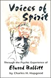 Voices of Spirit, Charles H. Hapgood, 1881343006