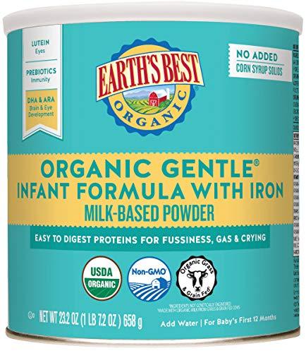 Earth's Best Organic Gentle