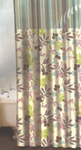 Amazon Waverly Wind Fabric Shower Curtain Home Kitchen