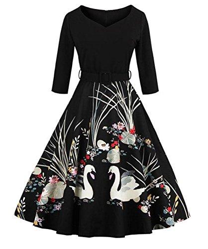 Zebra Print Emma Dress - 5