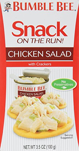 Bumble Bee Ready to Eat Chicken Salad Kit, 3.5 oz - Bumble Bee Chicken Salad