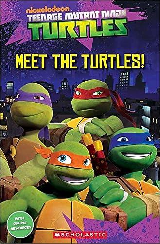 Teenage Mutant Ninja Turtles: Meet the Turtles! Popcorn ...