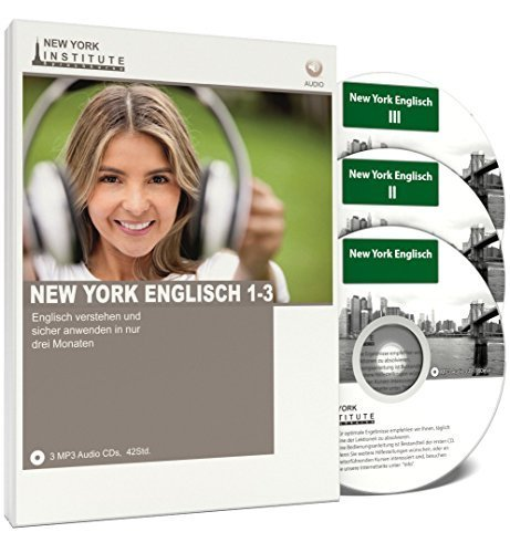 New York Englisch I, II und III - Englisch lern...