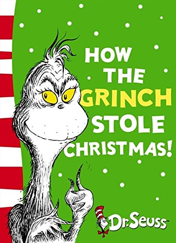 How the Grinch Stole Christmas! (Dr. Seuss - Yellow Back Book)