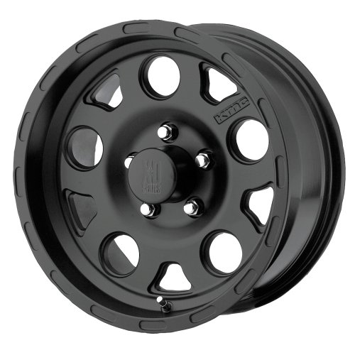 "XD-Series Enduro XD122 Matte Black Wheel (16x8""/8x165.1mm)"