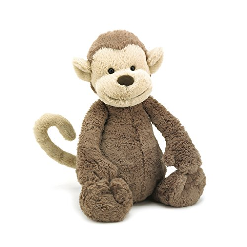 Jellycat Bashful Monkey - 1
