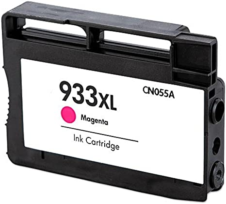 2 Black, 1 Cyan, 1 Magenta, 1 Yellow, 5-Pack HouseOfToners Remanufactured Ink Cartridge Replacement for HP 932XL /& 933XL