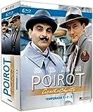 Agatha Christie - Poirot (Temporadas 1-3) [Blu-ray]