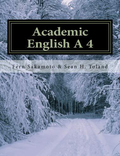 Academic English A 4