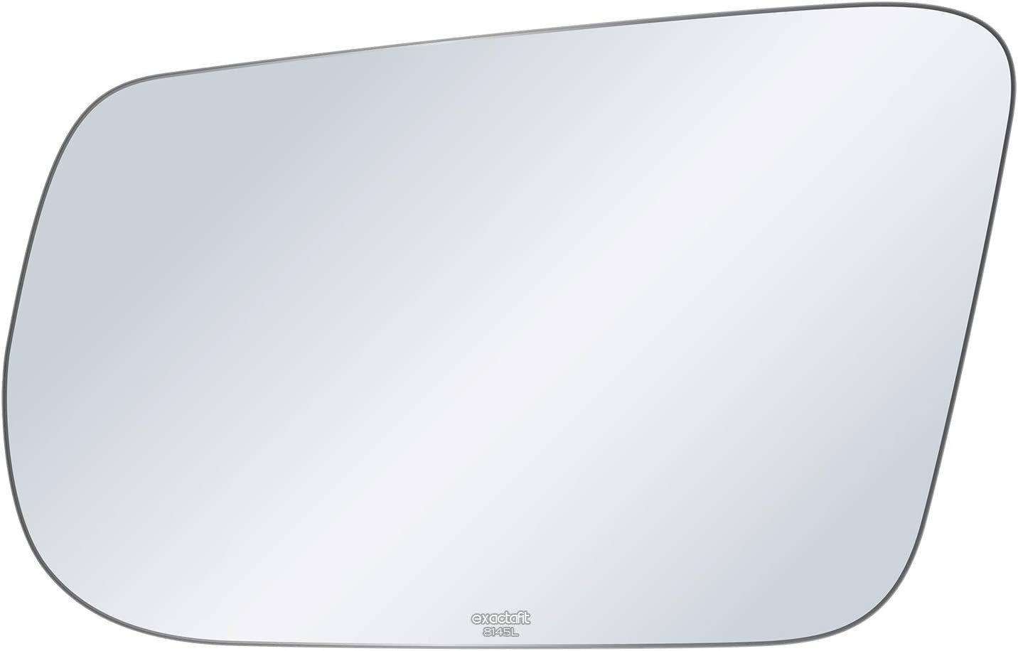 Check Compatibility List REPLACEMENT-MIRROR-GLASS+ADHESIVE PAD~LEFT DRIVER SIDE