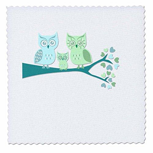 owl quilt squares - 5