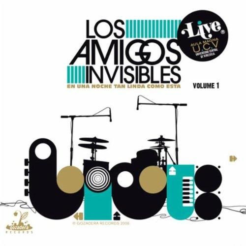 Amazon.com: Live En Una Noche Tan Linda Como Esta Vol 1