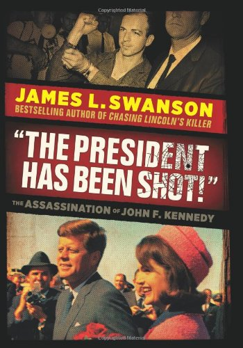 Image result for the president has been shot book
