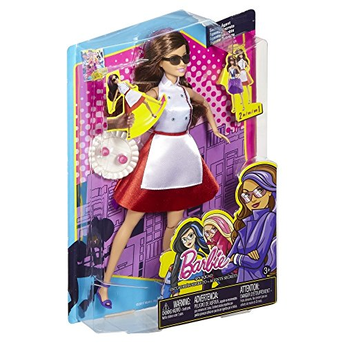 Barbie Spy Squad Teresa Secret Agent Doll