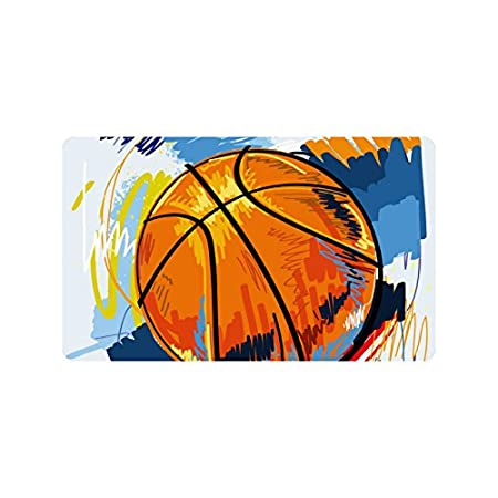 Personalizado baloncesto? 1) Felpudo non-woven tejido y neopreno ...