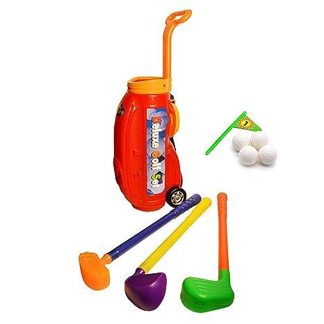 Juguetes De Plástico para Niños Mini Golf De Interior ...