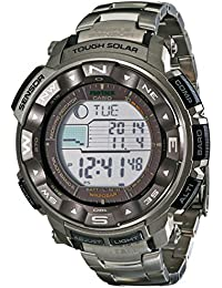 Men's PRW-2500T-7CR Pro Trek Tough Solar Digital Sport Watch