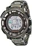 Casio Men's Pro Trek PRW-2500T-7CR Tough Solar Digital Sport Watch