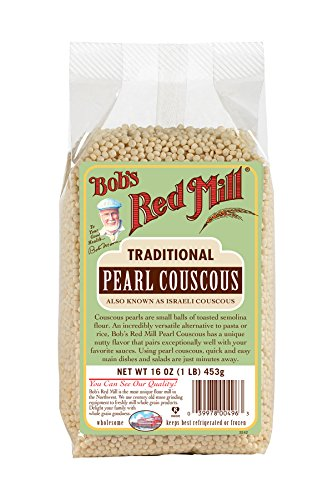 Bobs Red Mill Couscous Pearl natural, 16 oz