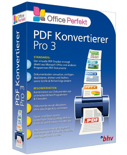 PDF Konvertierer Pro 3