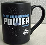 Hallmark Star Wars SHP2006 Do Not Underestimate My Power Mug