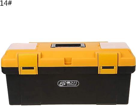 Llwei - Caja de herramientas para electricista y mantenimiento del hogar (35,56 cm, 43,18 cm, 50,8 cm, con asa): Amazon.es: Bricolaje y herramientas