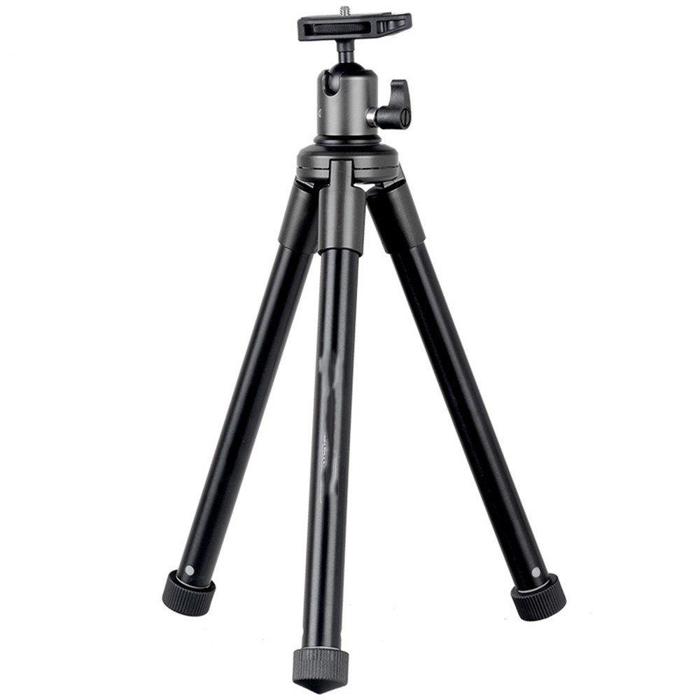 Portable Carbon Fiber SLR Camera Tripod, Outdoor Travel Tripod, PTZ Panoramic Shooting Bracket by ZQ