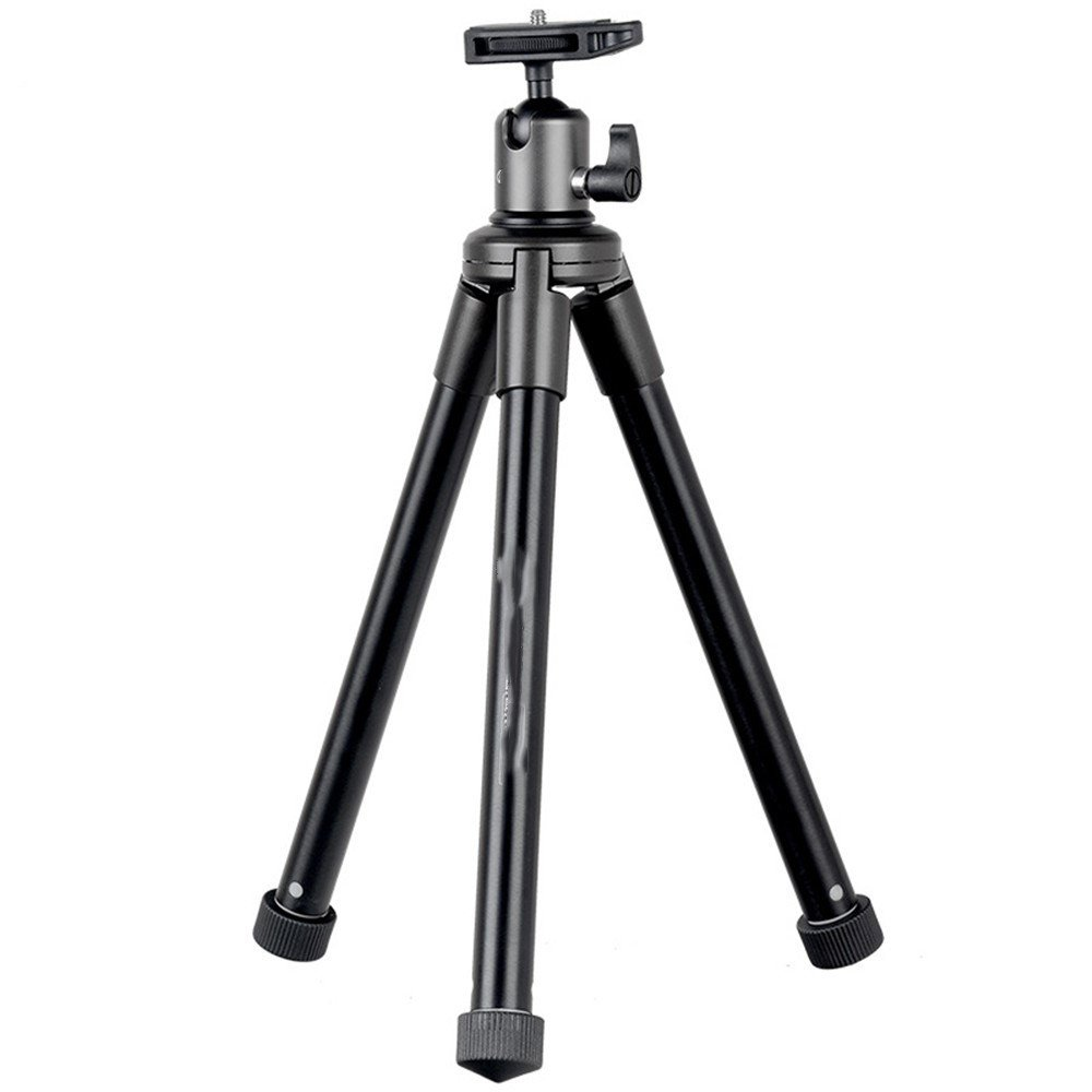 Portable Carbon Fiber SLR Camera Tripod, Outdoor Travel Tripod, PTZ Panoramic Shooting Bracket