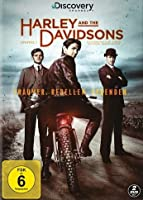 Harley and the Davidsons - Doppel DVD