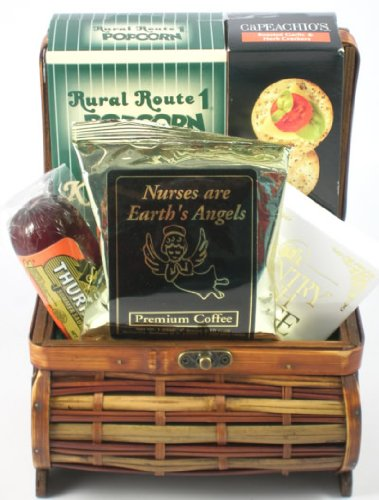- Gift Basket Village Nurses Are Angels Gift Basket