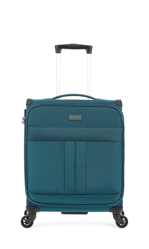 アントラールナキャビンスーツケース55x40x20cmブルー、サイズ:55 x 40 x 20 B072L14RHM