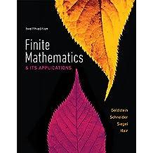 Finite Mathematics & Its Applications (12th Edition)