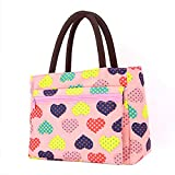 Lunch Bag Large Size Tote Bag Traveling Camping Working Lunch Bag for Women/Men,K